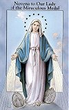 Novena to Our Lady of the Miraculous Medal Pamphlet, 10-pack, # 99719