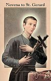 Novena to St. Gerard Pamphlet, 10-pack, # 99717