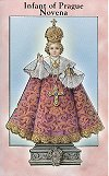 Infant of Prague Novena Pamphlet, 10-pack, # 6919