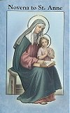 Novena to St. Anne Pamphlet, 10-pack, # 6922