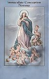 Immaculate Conception Novena Pamphlet, 10-pack, # 6923
