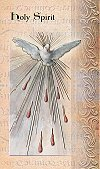 Holy Spirit Folding Prayer Card, 10-pack, # 59224