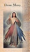 Divine Mercy Folding Prayer Card, 10-pack, # 59129